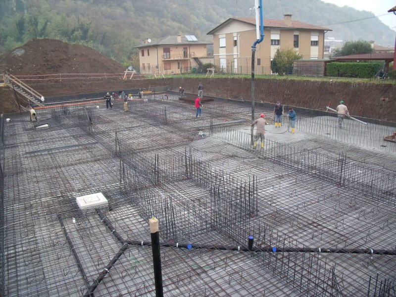 Costruzioni residenziali - Fondamenta casa ...